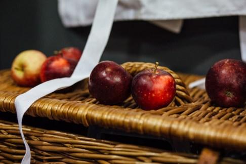 Fresh fruit in the Shelf Life exhibition