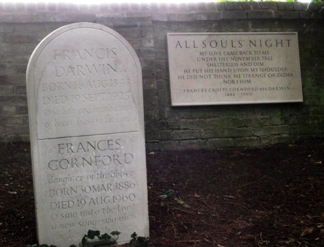 Eric Marland at Parish of the Ascension Burial Ground