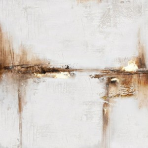 white abstract art