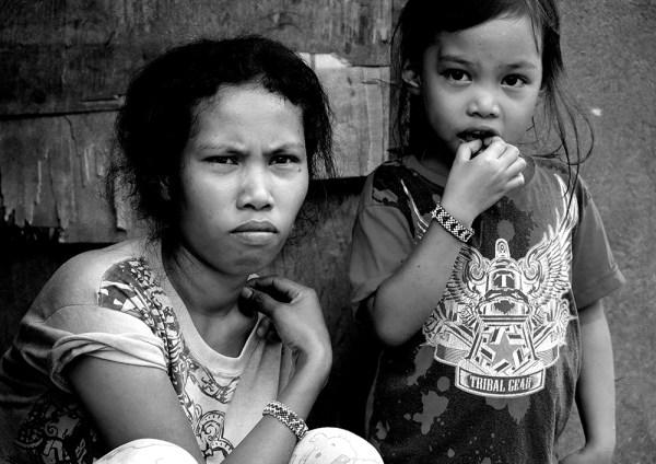 mangyan people Dari Ingal photography