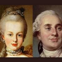 Teen Marriage: Marie Antoinette & Louis-Auguste