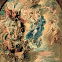 The Wings of Rubens' Virgin as Woman of the Apocalypse