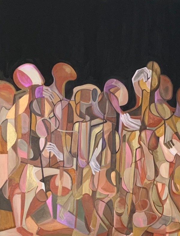 Haitian original painting