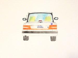 """Laura Melosh """" '97 Volvo, 2007-2010"""""""