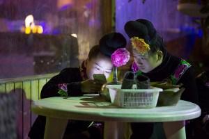 """Hong Xu """"Modernity Peaks In"""""""
