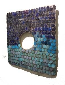 """Rebecca DiDomenico """"Blue Hole"""""""