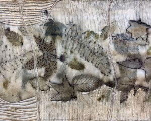 "Joan Blade Johnson ""Eco Print on Silk"""