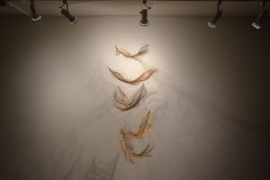 """Claire 302-A """"Feathers"""""""