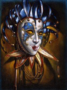 Artwork by Alex Levin. Venetian Series