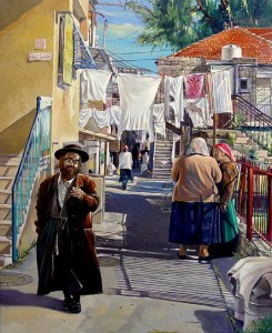 Alex Levin - Mea Shearim
