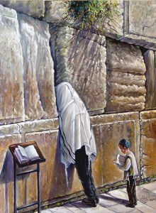 Alex Levin - Near the Kotel