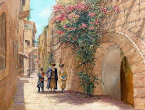 Old-streets-of-Jerusalem