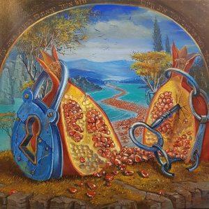 Artwork by Alex Levin