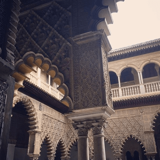 Mudéjar style architecture