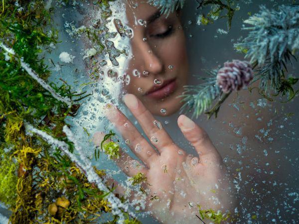 Frozen Beauty - Fine Art Photography