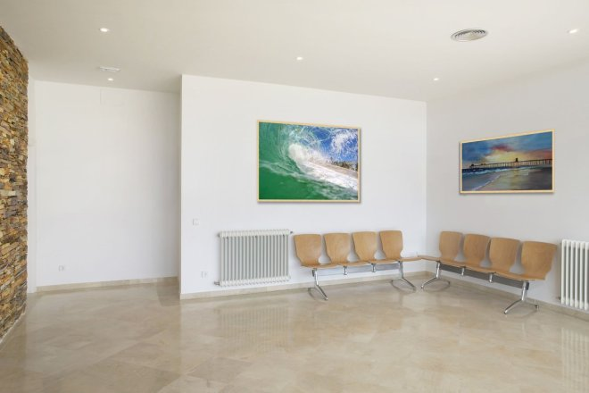 Interior Design Wall Art