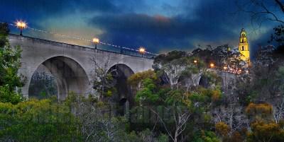 Bridge to the Museum of Man - Fine Art