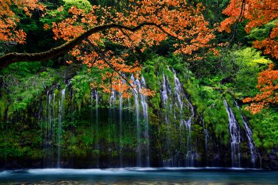 Hidden Falls Lee Sie Photography