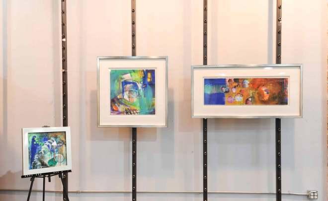 Alejandro Martinez-Pena: exhibited artworks