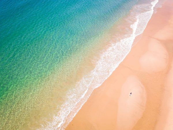 Fine art aerial photography of Redondo Beach California by photographer Kerry Stitt