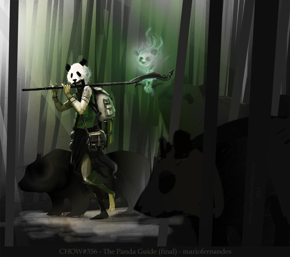 Panda Guide by Mário Fernandes