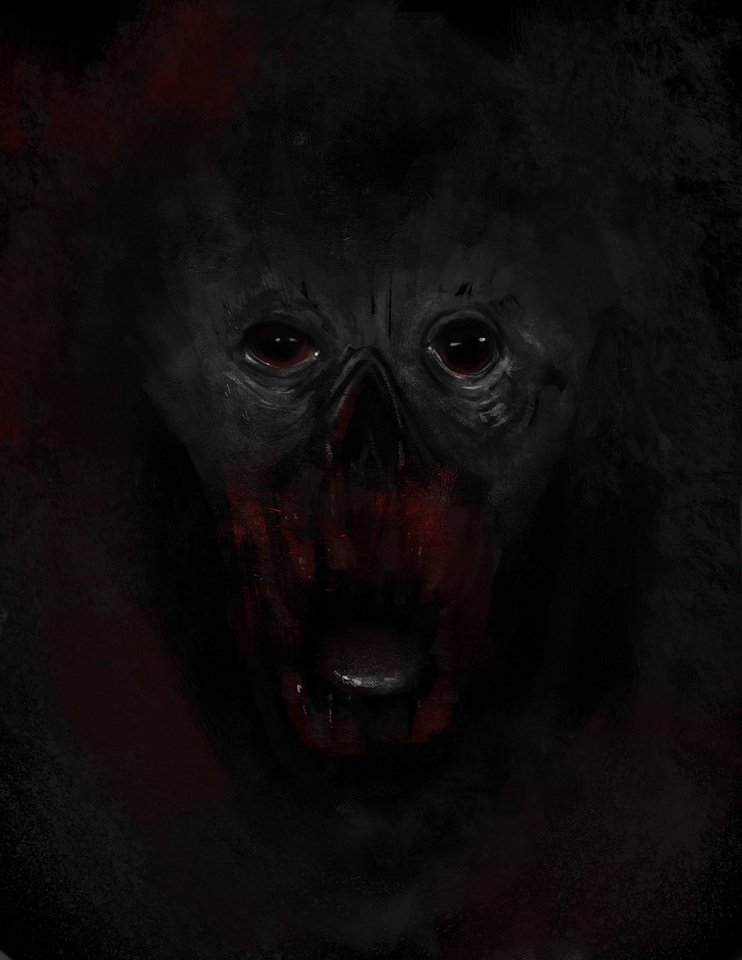 Dead Eyes by valquiem