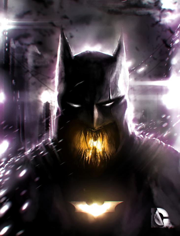 Batman By Christian Jaime Flores
