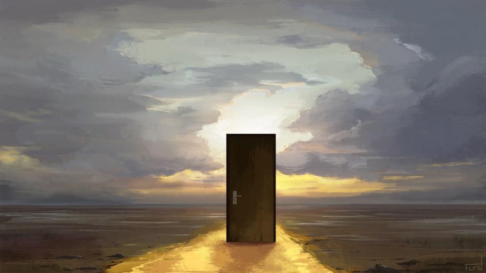 The Door by Dylan Eurlings