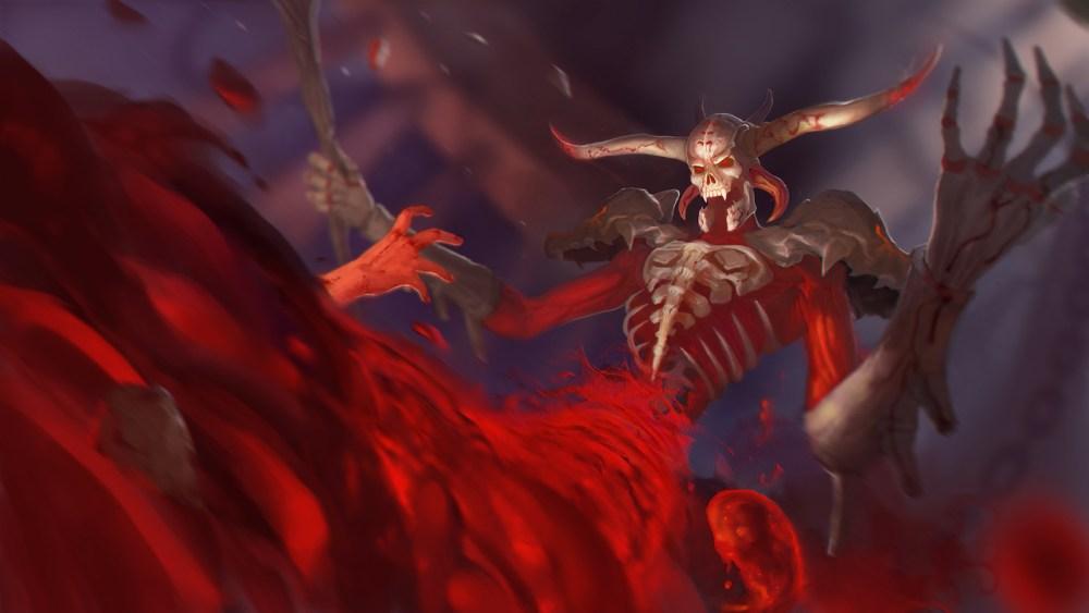 Hades by Jishnu Nandwana