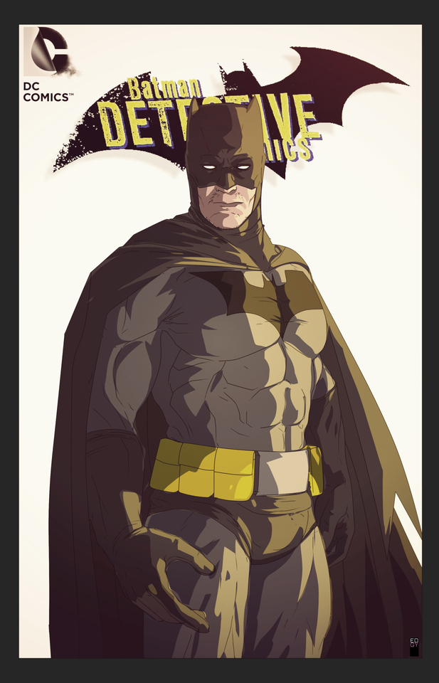 batman by edgy