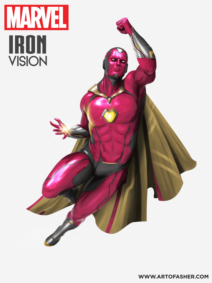 Vision Redesign by Asher Ben Alpay