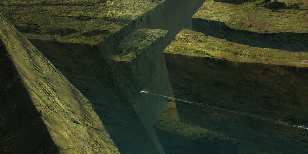 The Maze by Jessica Rossier