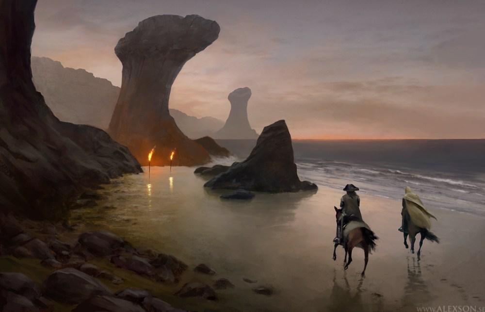 Hideout by Alexander Forssberg