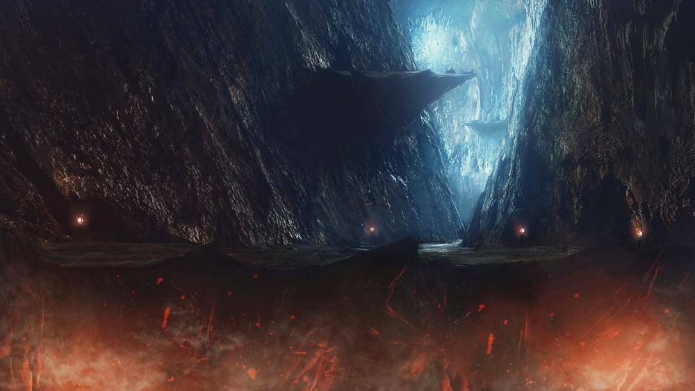 The Cave by Julien Hauville