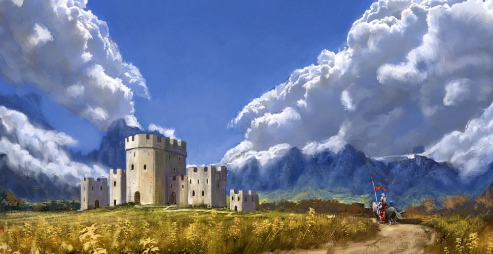Castle Thing by Kyle van wyk