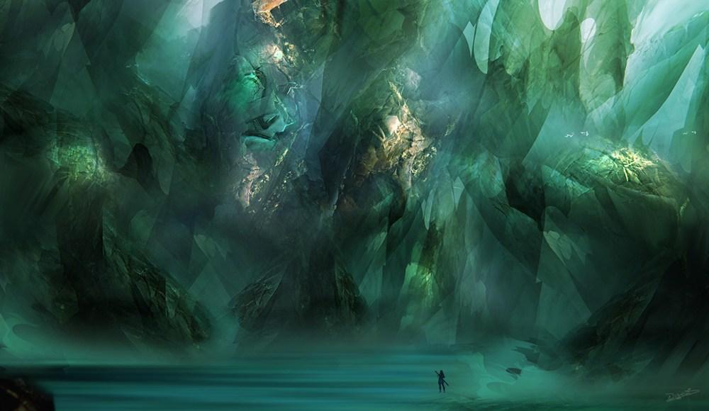 Jungle Gold by Dimitri Jakubowski