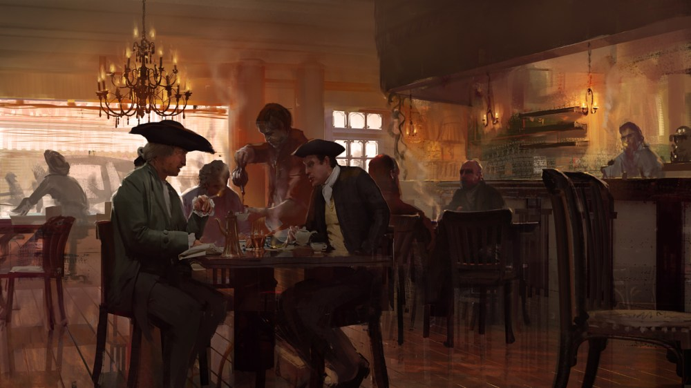 Age Of Enlightenment by Ryan Richmond