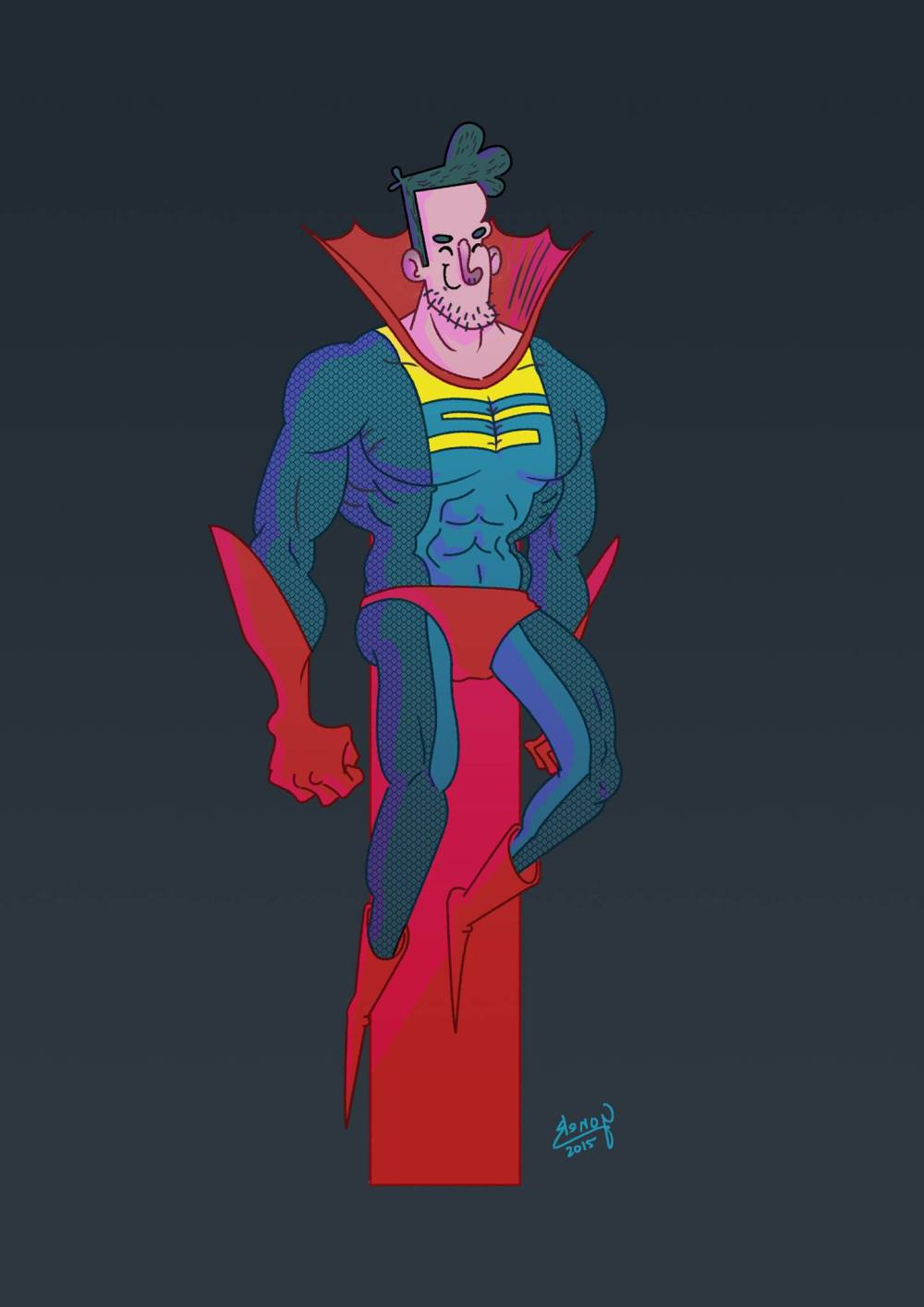 Superman Vaibhav Keswani