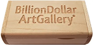 billion dollar art gallery