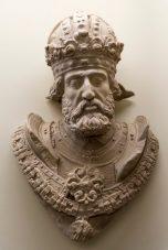 Odlitek busty císaře Ferdinanda l.