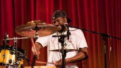 Ralph Forrest na bicí