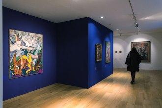 Emil Filla a surrealismus v Museu Kampa