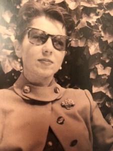 Meda Mládková,1958, foto: archiv MM