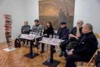 Dům u Kamenného zvonu - sonda do slovenské (post)konceptuální tvorby, foto: Petr Šálek