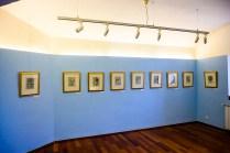 "Výstava Toyen ""U Zlatého slunce"", galerie MODERNA, foto: Petr Šálek"