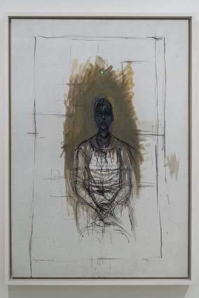 Alberto Giacometti – obsáhlá retrospektiva vNGP, foto: Petr Šálek, artmagazin.eu