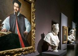 Caravaggio & Bernini – díla římského raného baroka na výstavě ve Vídni