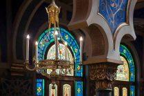 Jeruzalémská synagoga vPraze. Jerusalem or Jubilee Synagogue