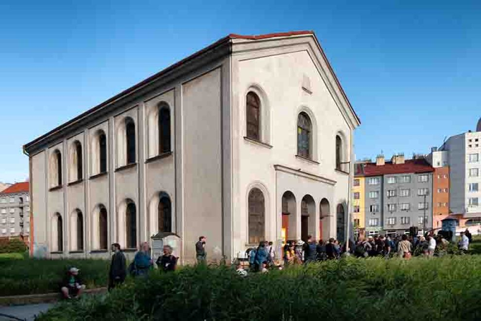Pavel Dias - výstava - fotografie - Synagoga na Palmovce, foto© PetrSalek.com