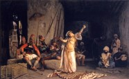 """Dance of the AlmehJean"" Leon Gerome"